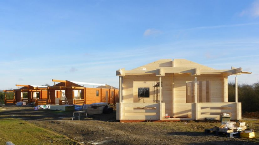 One of our development sites