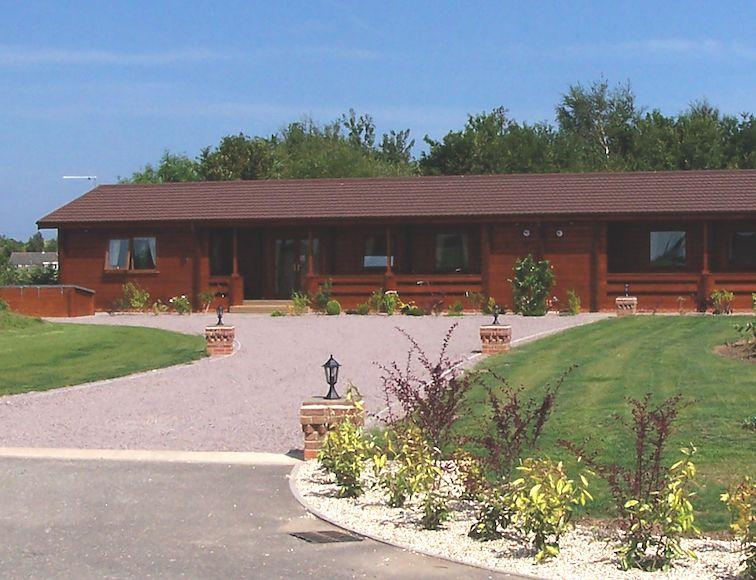 Premier Log Homes residential log cabins