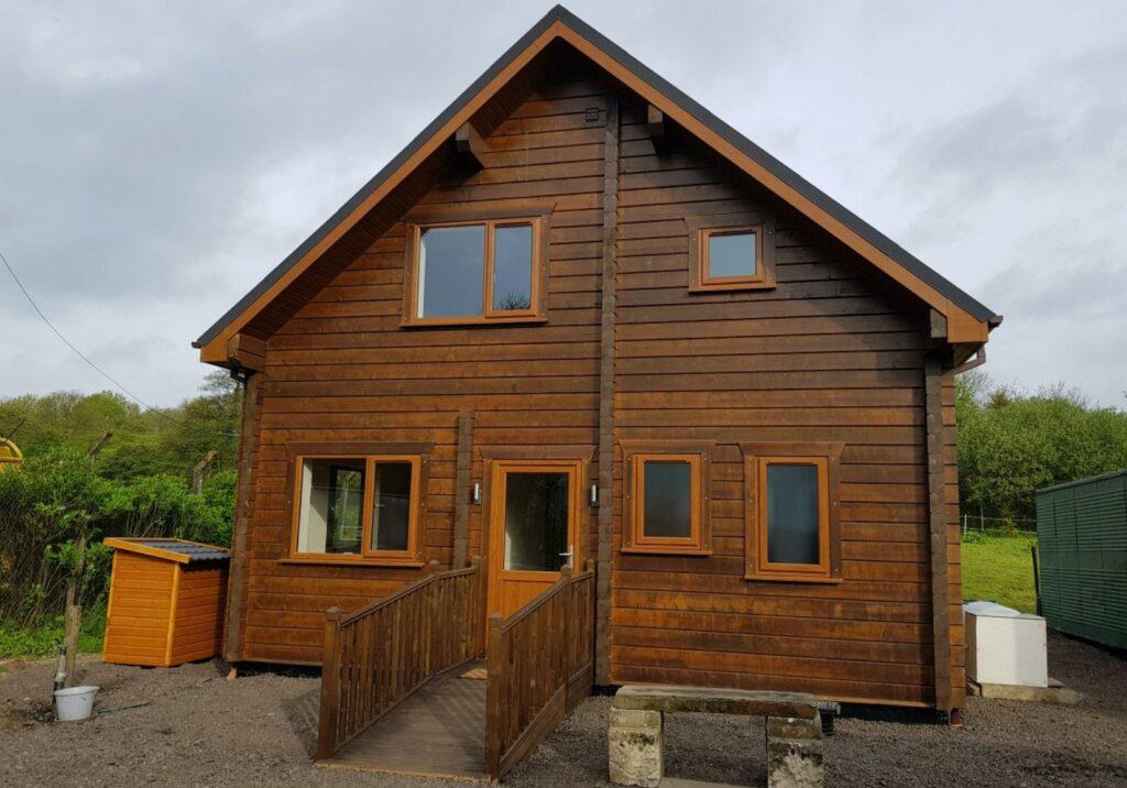 Premier Log Homes news